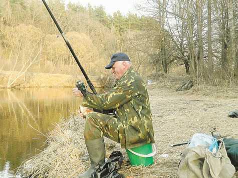 Болонская ловля на малых реках - Охотники.ру