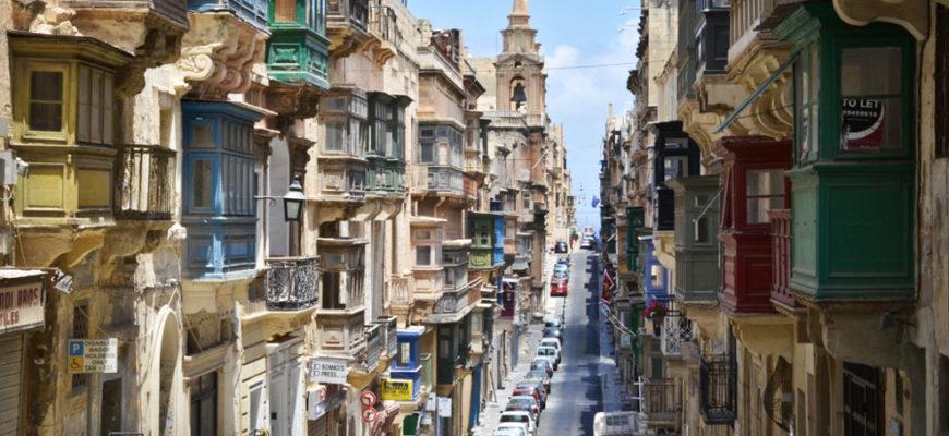 Мальта — страна рыцарей —