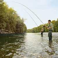 «Рыбачьте с нами» — Сравнение болонской и матчевой техники ловли