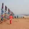 К могиле Чингисхана - место обитания главных духов Байкала (ФОТО)