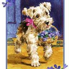 Купите basset hound cross stitch онлайн, basset hound cross stitch со скидкой на АлиЭкспресс